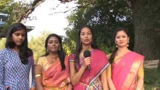 12 Sunshine Telugu Tv -Toronto - Bathukamma Celebrations - 2014