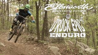 Enduro mountain bike race in and around Ouachita National Forest.