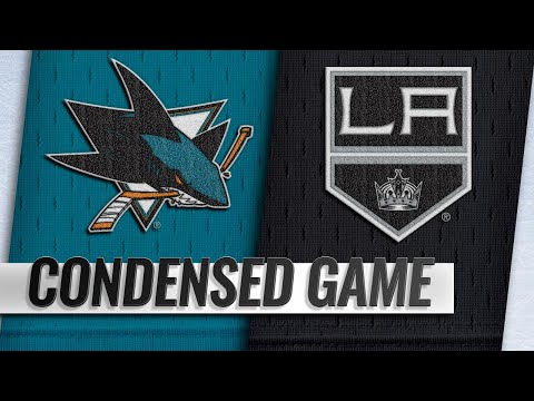 03/21/19 Condensed Game: Sharks @ Kings