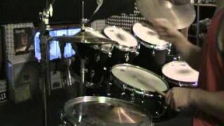 Franco Battiato - Shock In My Town Drum (Giacomo Furiassi)