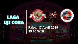 Live Streaming Laga Uji Coba, Garuda Select Vs Reading U-18, Pukul 19.00 WIB