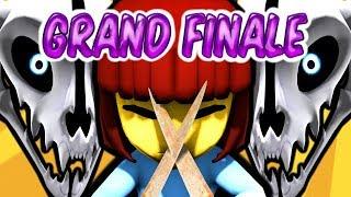 If Undertale Was Realistic Grand Finale