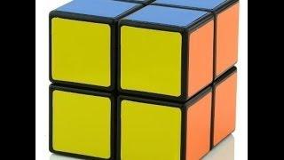 Como Resolver El Cubo De Rubik 2x2.
