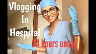 DAY IN THE LIFE OF A DOCTOR - VLOGGING IN HOSPITAL! - Video Youtube