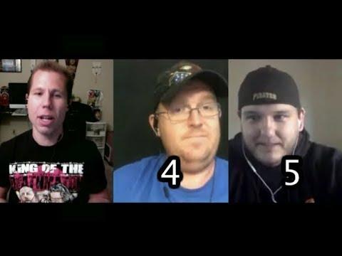 Wrestling Trivia Challenge Season 2 Episode 4: Greg Cherry's mentor Travis challenges Jeff!