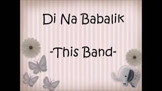 di na babalik nightcore lyrics - TH-Clip