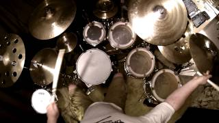 "Beth Hart & Joe Bonamassa ""Sinner's Prayer"" Drum Cover"