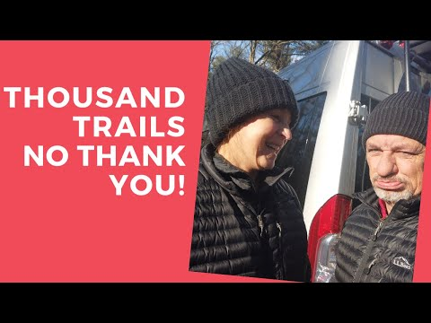 Thousand Trails Florida SOLD OUT!  Why We Thought It Would Work For Us