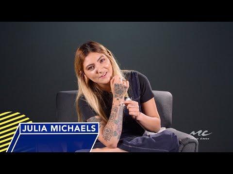 Julia Michaels' Fave Tattoos