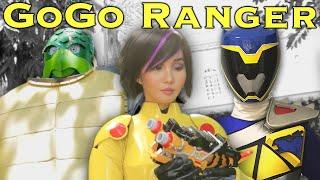 FAN FILM: GoGo Power Ranger - feat. Alodia Gosiengfiao [Big Hero 6/Power Rangers]