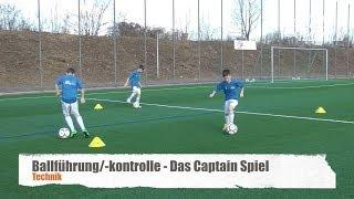 Das Captain Spiel