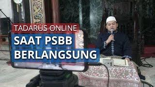 Dukung Pemerintah Memutus Rantai Penyebaran Covid-19, Masjid Agung Sunda Kelapa Gelar Tadarus Online