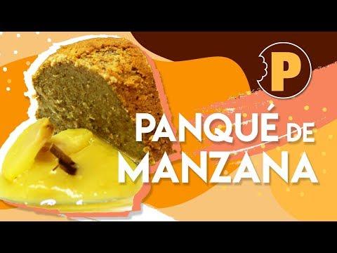 Vídeo Panqué de Manzana