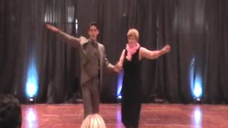 Sally Dances a Foxtrot to the Pink Panther