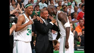 Boston Celtics Comes Back in Game 4 of the 2008 NBA Finals