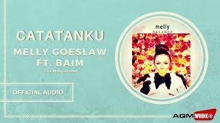 Lirik dan Chord Kunci Gitar Catatanku - Melly Goeslaw ft Baim, Lagu TikTok: Mengapa Semua Menangis