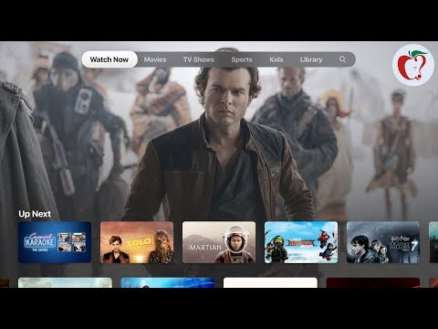 Apple's New TV App in iOS/tvOS 12.3 Beta