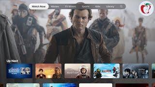 Apple's New TV App in iOS/tvOS 12.3 Beta
