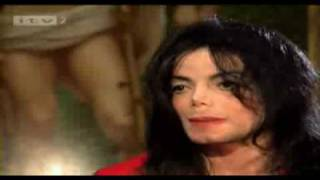 ITV 2003 - Michael Jackson - The beatings from his father Joe Jackson - Candid interview