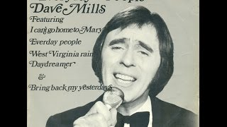 Dave Mills - Another town another train