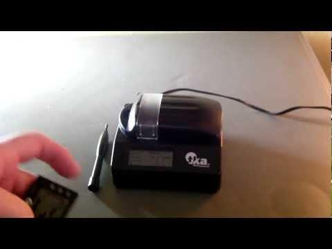Universal Akku Ladegerät für Camcorder, MP3 Player,Handy,Digitalkamera u.s.w.