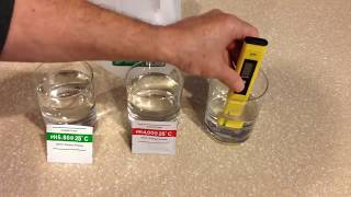 How To Use A Digital PH Meter Push Button Calibration - Standard Hydroponics