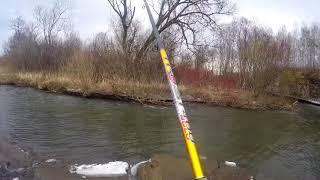Когда весной ловить хариуса на малых реках
