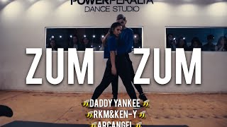 Zum Zum - Daddy Yankee, Rkm & Ken-y, Arcangel  Choreography By Felipe Concha