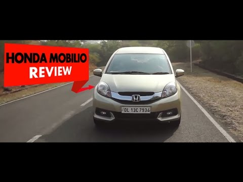 Honda Mobilio Review l PowerDrift