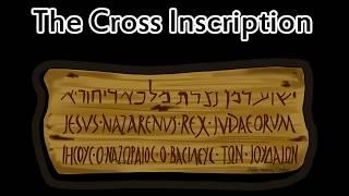 The Cross Inscription - Interesting Facts