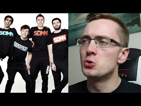 The Sidemen Diss Track by Comedy Shorts Gamer!!