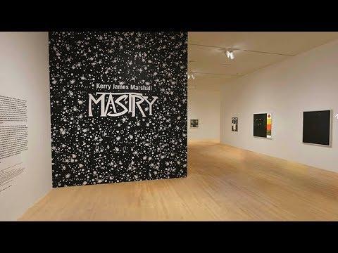 MOCA: Kerry James Marshall Fly-Through