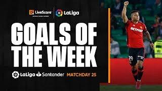 Goals of the Week MD25: Cucho Hernández's wonder goal