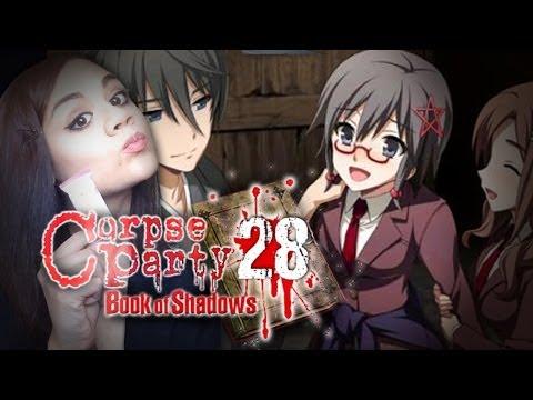 corpse party book of shadows psp walkthrough