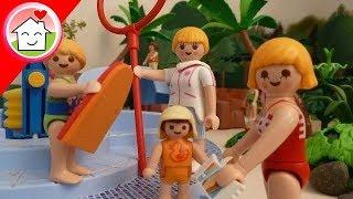 Playmobil Film Deutsch Lena Macht Einen Schwimmkurs