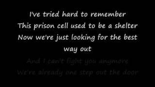 James Blunt - So Far Gone + LYRICS