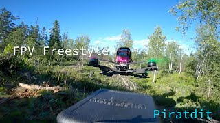 Almost crashed into each other | FPV Freestyle