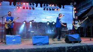 Subhumans - Zyklon B-Movie/Mickey Mouse Is Dead/Religious Wars (Force Attack Festival 2011 Germany)