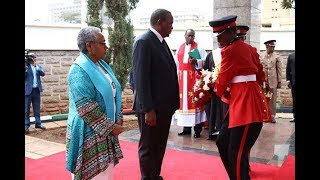 Uhuru tells off Ruto allies on 'dynasty' talk - VIDEO