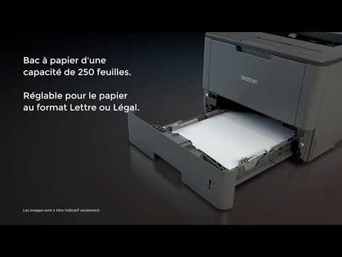 Brother HL-L5000D Imprimante laser monochrome professionnelle