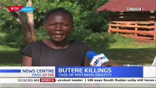 3 people killed in Butere in a case of mistaken identity, several injured and admitted in hospital