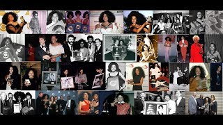 DIANA ROSS: Nominations, Awards & Honors Received