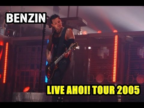 [12] Rammstein - Benzin Live Ahoi Tour 2005 (Multicam)