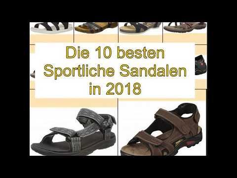 Die 10 besten Sportliche Sandalen in 2018