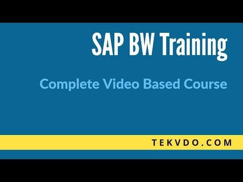 SAP Business Warehouse(BW)/Business Intelligence(BI) Online ...