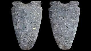 Палетка фараона Нармера. Плита Нармера