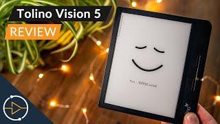 Tolino Vision 5 Test Review - Das bisher beste Update! | Deutsch German | JJCPictures