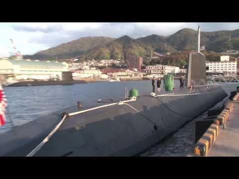 【声優動画】イオナの中の人が本物の潜水艦に乗ってみたwwwww