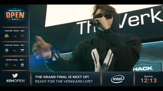 The Verkkars - EZ4ENCE LIVE (Dreamhack Open 2020)