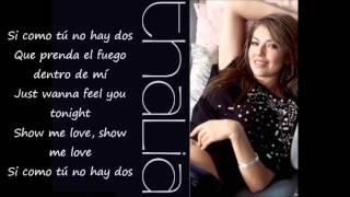 Thalia ft  Becky G como tu no hay dos (letra no official) ♥